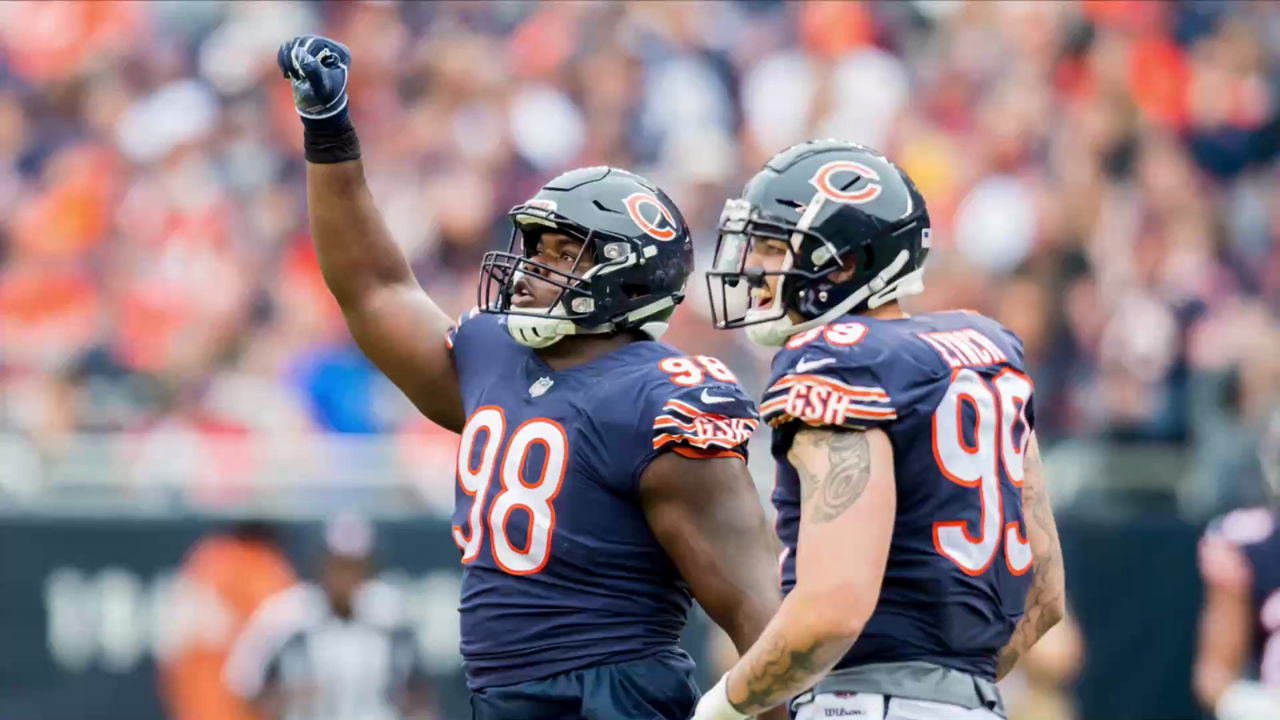 Despite strength, Bears must build the wall up front - Bearmaven