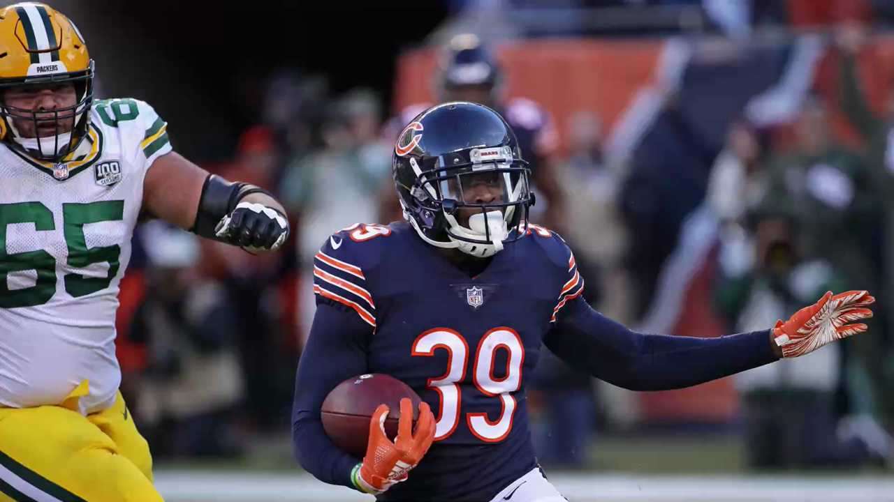 GM Ryan Pace succeeds most at maximizing the Bears' talent dollar