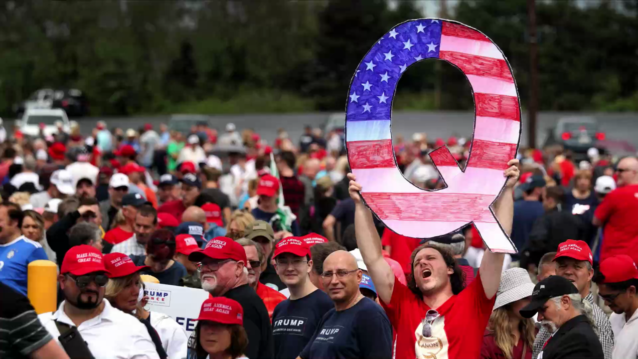 At Least 4 QAnon Supporters Are Running For Office As Republicans In 2020