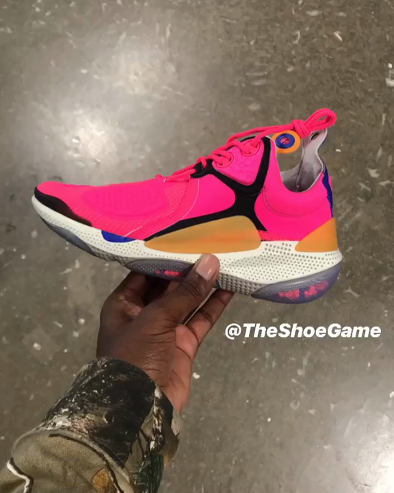 Video View: Nike Joyride CC3 Setter