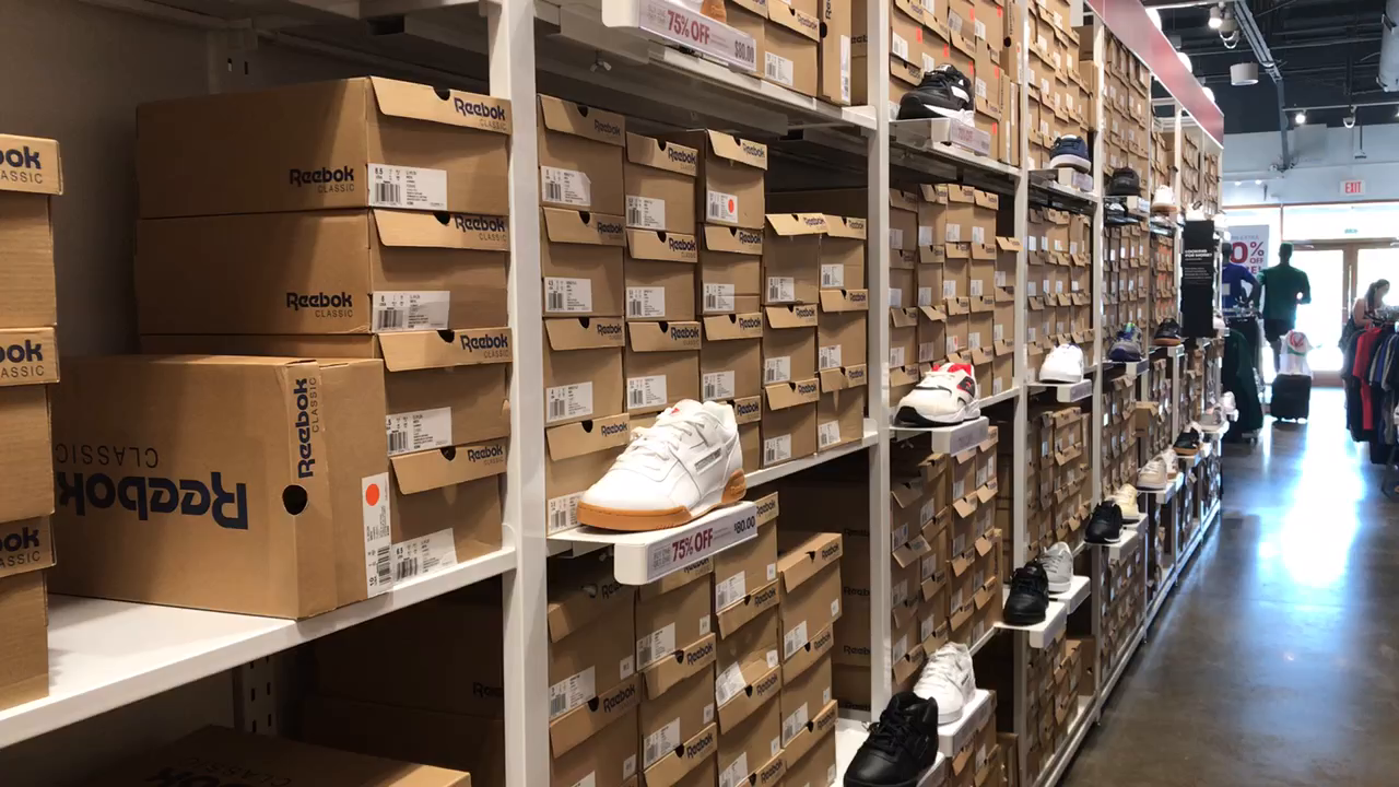 Reebok Outlet Alert 9.16.19