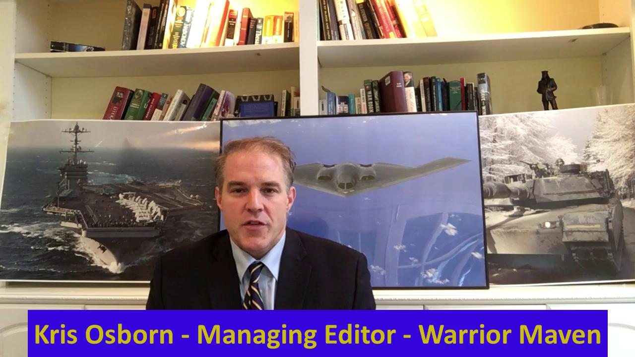 Warrior Maven Video Report Above - Future of B-21 Stealth - Warrior Maven