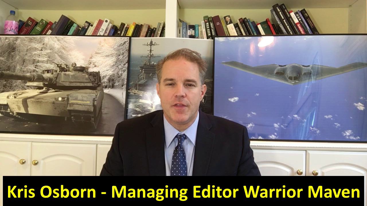 Army Cyber Warriors Use Artificial Intel - Special Video Report - Warrior Maven